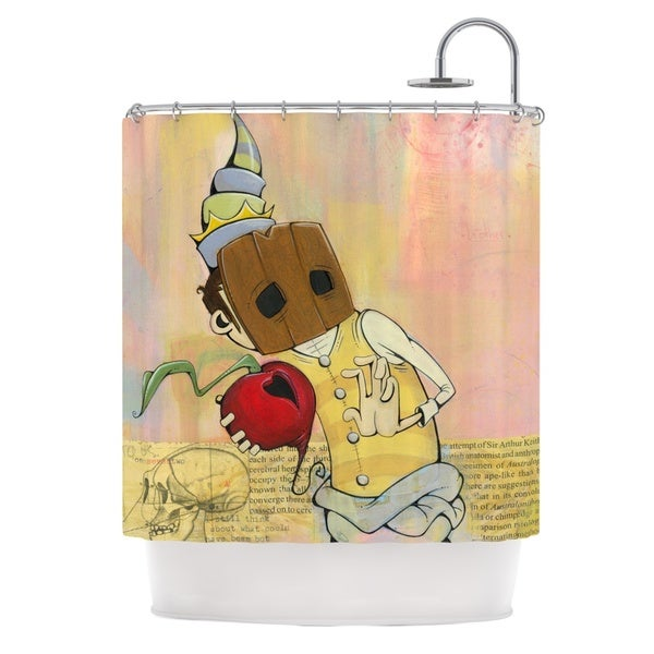 KESS InHouse Matthew Reid Thalamus Shower Curtain (69x70)