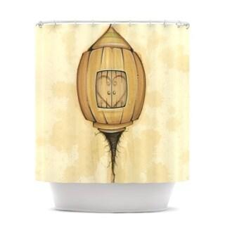 KESS InHouse Matthew Reid Her Shower Curtain (69x70)
