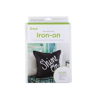 Cricut Iron On Starter Kit