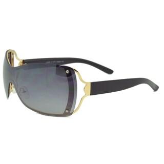 Dasein Kaidi Rimless Hollow-out Sunglasses