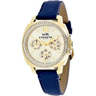 Coach Women's 14502124 Dress Watches