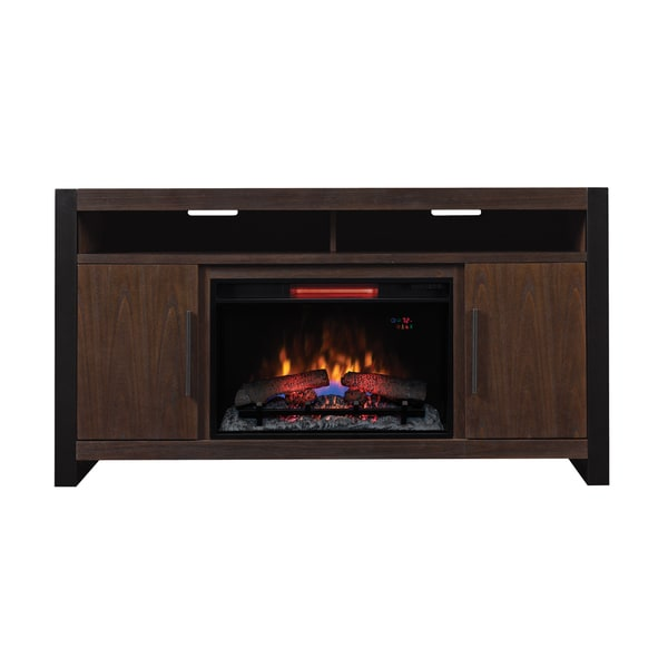 Shop Costa Mesa Tv Stand For Tvs Up To 65 With 26 Infrared Quartz