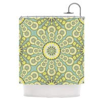KESS InHouse Miranda Mol Equinox Shower Curtain (69x70)