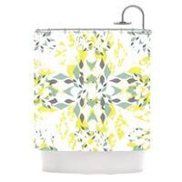 KESS InHouse Miranda Mol Springtide Shower Curtain (69x70)