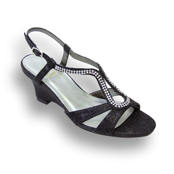 7b6455a799e2e6 Shop FIC FLORAL Nikki Women Wide Width Wedge Heel Sandal - Free ...