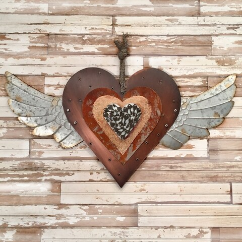 Key-To-My-Heart Wall Sculpture