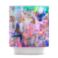 KESS InHouse Nikki Strange Sparkle Mist Shower Curtain (69x70)