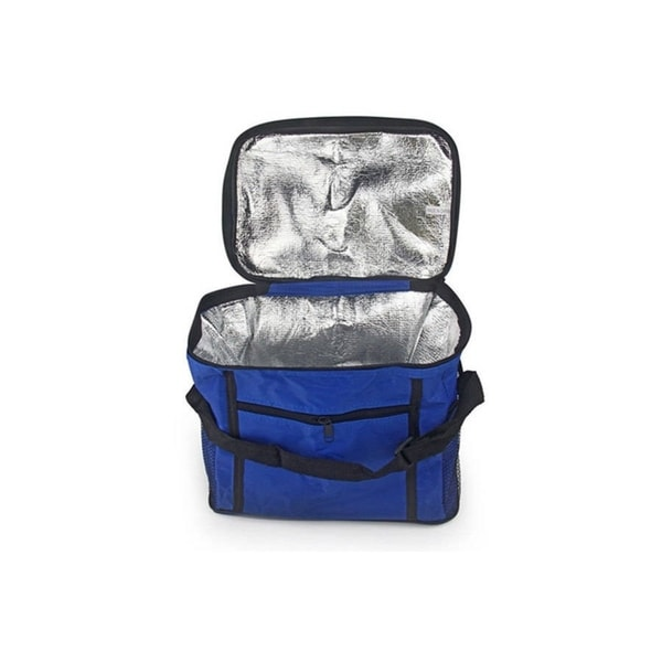 Outdoor Portable Storage Lunch Bag Kit with Thermal Insulated Box for Travel, Camping or Picnic
