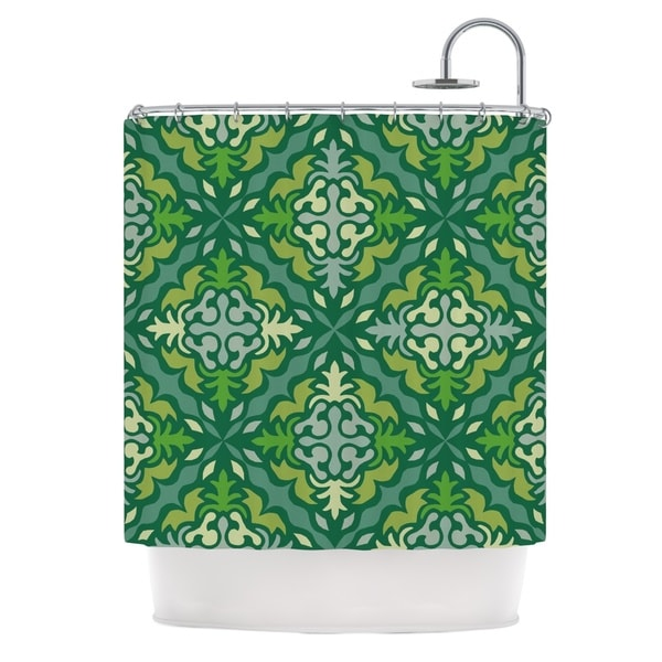 KESS InHouse Miranda Mol Yulenique Shower Curtain (69x70)