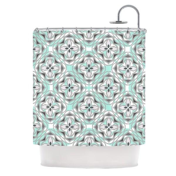 KESS InHouse Miranda Mol Winter Pool Shower Curtain (69x70)
