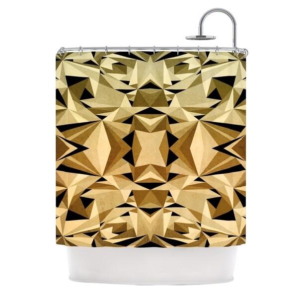 KESS InHouse Nika Martinez Abstraction Shower Curtain (69x70)