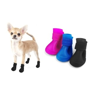Paw Protector Dog Rain Boots