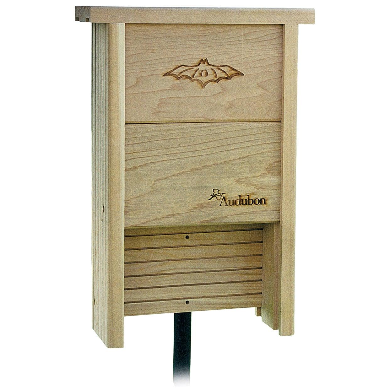 "Woodlink Audubon Nabat 14.25"" L x 3.5"" D x 15.25"" H Cedar..."