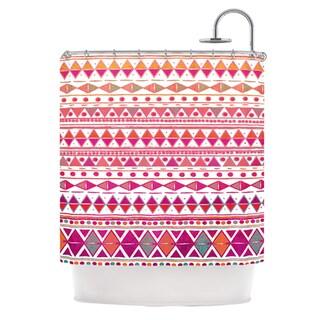 KESS InHouse Nika Martinez Summer Breeze Shower Curtain (69x70)