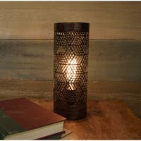 Erno Copper Bronze Uplight Accent Lamp