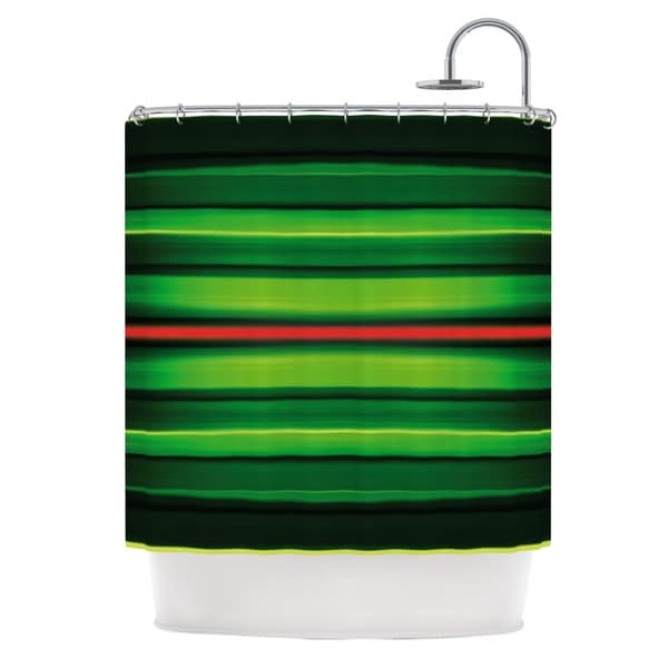 KESS InHouse Matthias Hennig Stripes Shower Curtain (69x70)