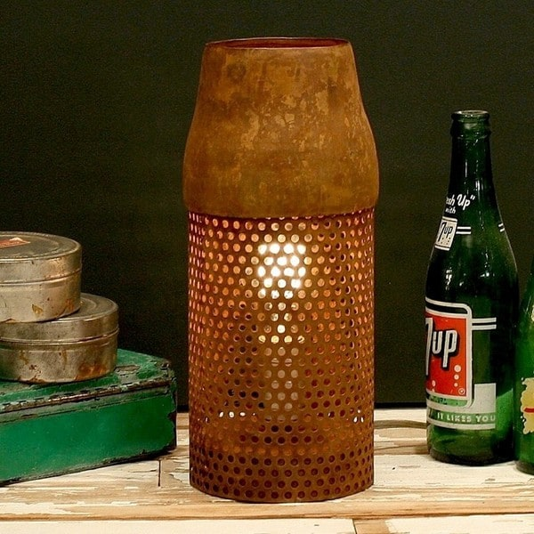 Industrial Cylinder Lamp