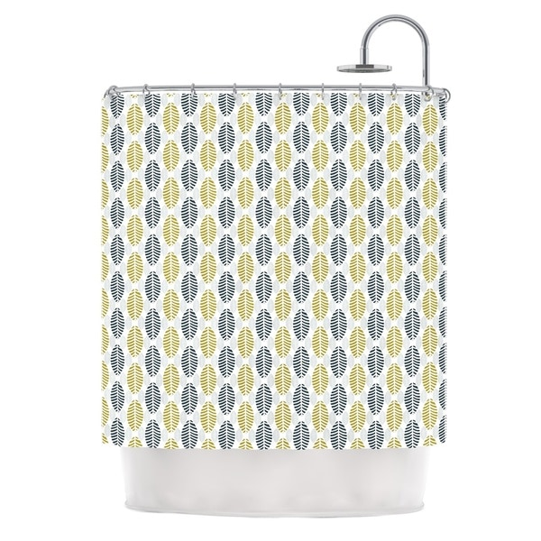 KESS InHouse Julie Hamilton Seaport Shower Curtain (69x70)