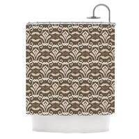 KESS InHouse Julia Grifol Deco Shower Curtain (69x70)