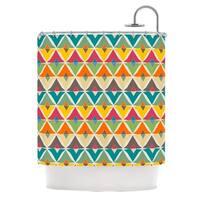 KESS InHouse Julia Grifol My Diamond Shower Curtain (69x70)