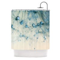 KESS InHouse Ingrid Beddoes Pearls Shower Curtain (69x70)