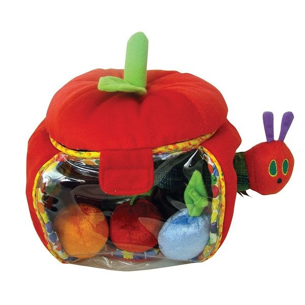 Kids Preferred World of Eric Carle Apple Playset
