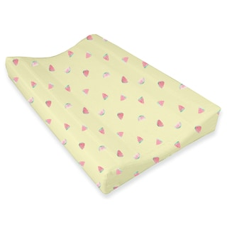 Oliver Gal Signature Collection 'Aloha' Changing Pad Cover
