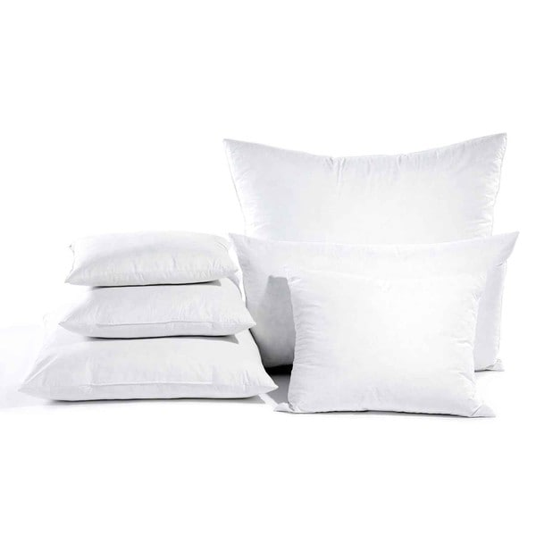 28-inch Down Alternative Euro Square Pillow (Set of 2)