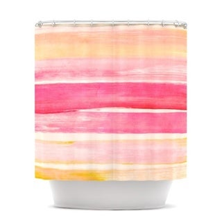 KESS InHouse Iris Lehnhardt Colour Play Shower Curtain (69x70)