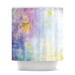 KESS InHouse Iris Lehnhardt Color Grunge Shower Curtain (69x70)