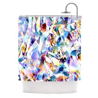 KESS InHouse Gabriela Fuente Buzz Shower Curtain (69x70)