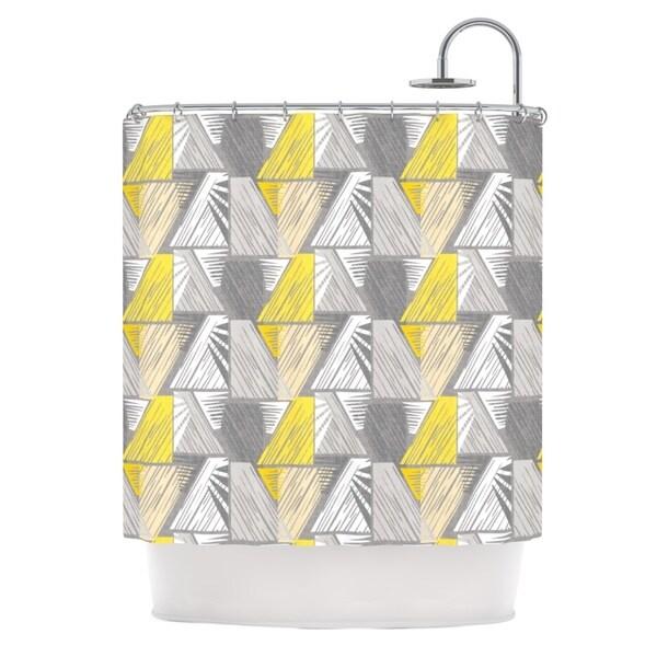 KESS InHouse Gill Eggleston Linford Shower Curtain (69x70)