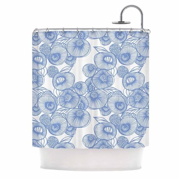KESS InHouse Gill Eggleston Eastern Promise Shower Curtain (69x70)