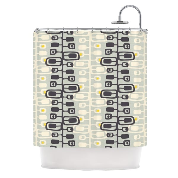 KESS InHouse Gill Eggleston Carnaby Shower Curtain (69x70)