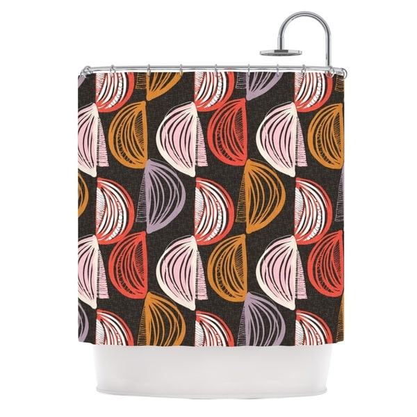 KESS InHouse Gill Eggleston Jerome Shower Curtain (69x70)