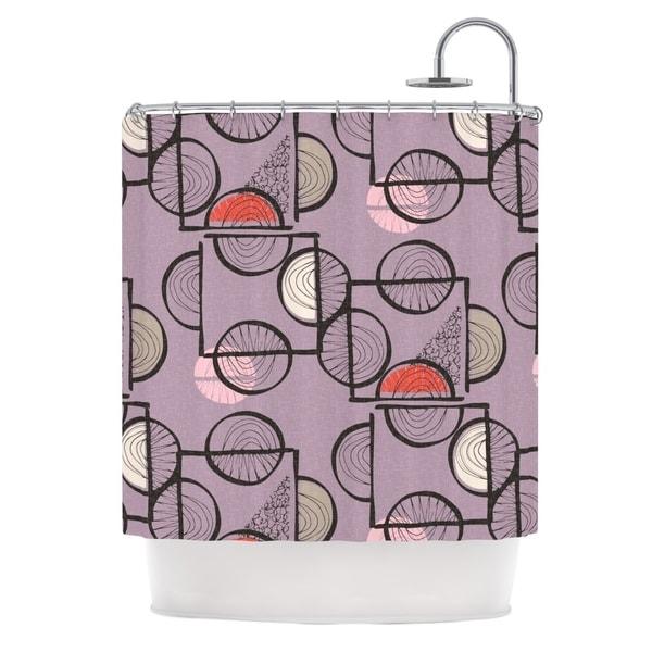 KESS InHouse Gill Eggleston Emmanuel Shower Curtain (69x70)