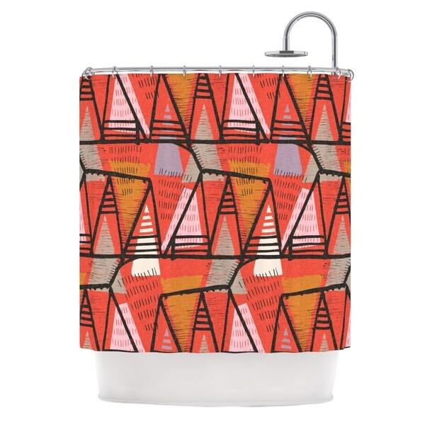 KESS InHouse Gill Eggleston Arnaud Shower Curtain (69x70)