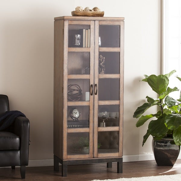Attrayant Harper Blvd Calera Curio Storage/Display Cabinet