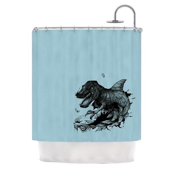 KESS InHouse Graham Curran The Blanket II Shower Curtain (69x70)