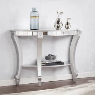 Buy Glass Coffee Console Sofa End Tables Online At Overstock