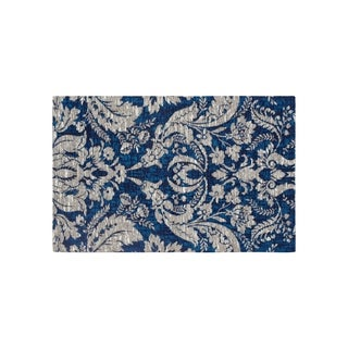 """Laura Ashley Connemara Jacquard Chenille Textured 27"""" x 45"""" Accent Rug - - (27 x 45 in.) (2 options available)"""
