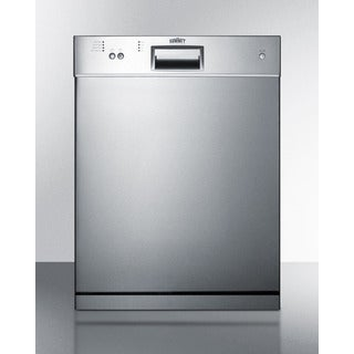 "DW2433SSADA 24"" ADA Compliant Energy Star Built-In Dishwasher original"