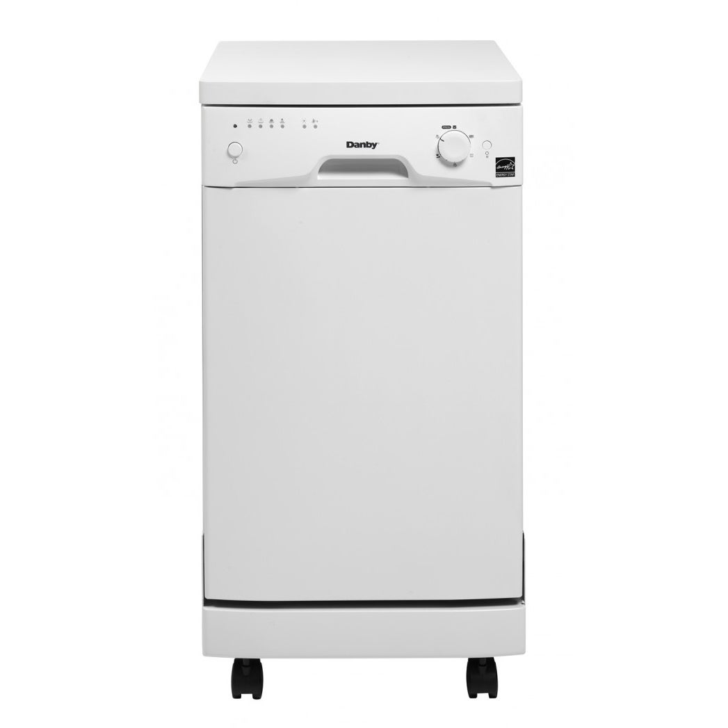 "Danby DDW1801MWP 18"" Energy Star Rated Portable Dishwashe..."