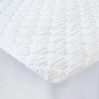 W Home - Bamboo Blend Jacquard Mattress Pad