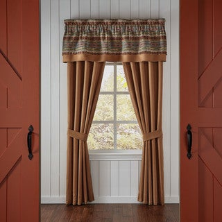 El Capitan 82X84 Rod Pocket Curtain Panel Pair