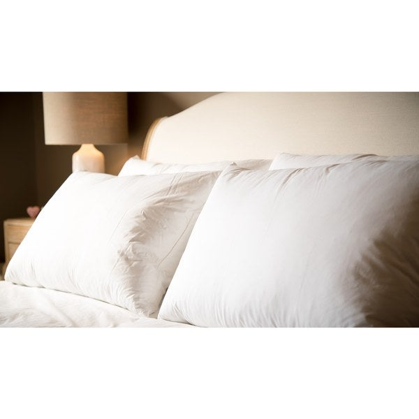 One Caress Polyester King-Size Bed Pillow