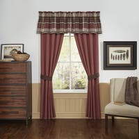 Kent 82X84 Rod Pocket Curtain Panel Pair