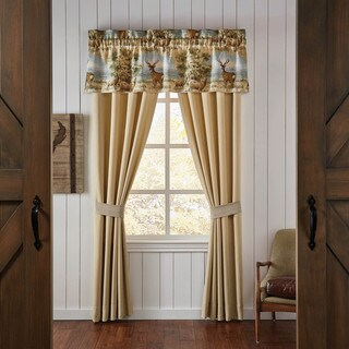 Cold Springs 82X84 Rod Pocket Curtain Panel Pair