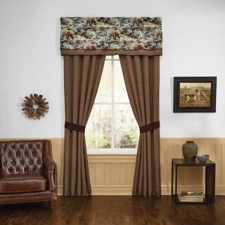 Kodiak 82X84 Rod Pocket Curtain Panel Pair