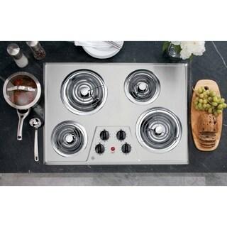 "JP328SKSS 30"" Electric Cooktop"